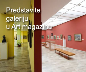 Predstavite galeriju u Art magazinu