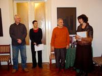 Dodela priznanja Umetnickoj galeriji Nadezda Petrovic iz Cacka