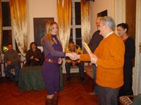 Dodela priznanja Vujicic kolekciji iz Beograda