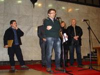 Nebojsa Milenkovic - Beseda nakon urucenja priznanja