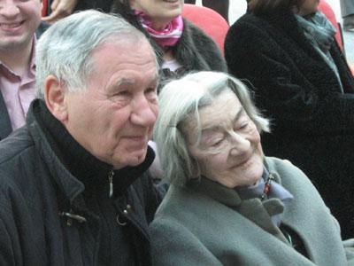 Jerko Denegri i Olga Jevric