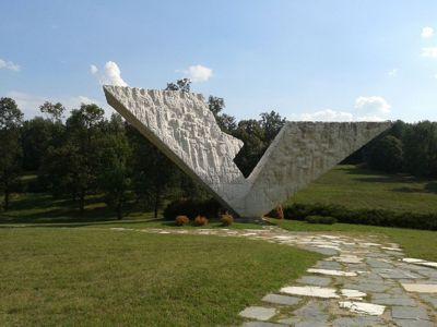 Spomenik u Kragujevcu